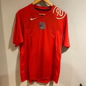 Nike Southend United FC Training Jersey Total 90.